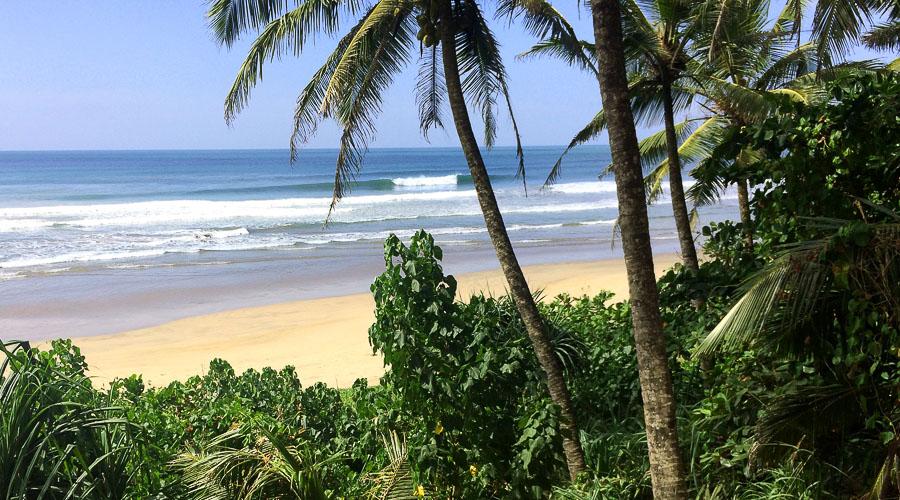 Infinity Surfcamp Sri Lanka - Location