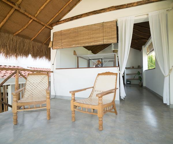 Infinity Surfcamp Sri Lanka - Unterkunft