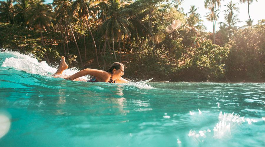 Infinity Surfcamp Sri Lanka - Surf Coaching
